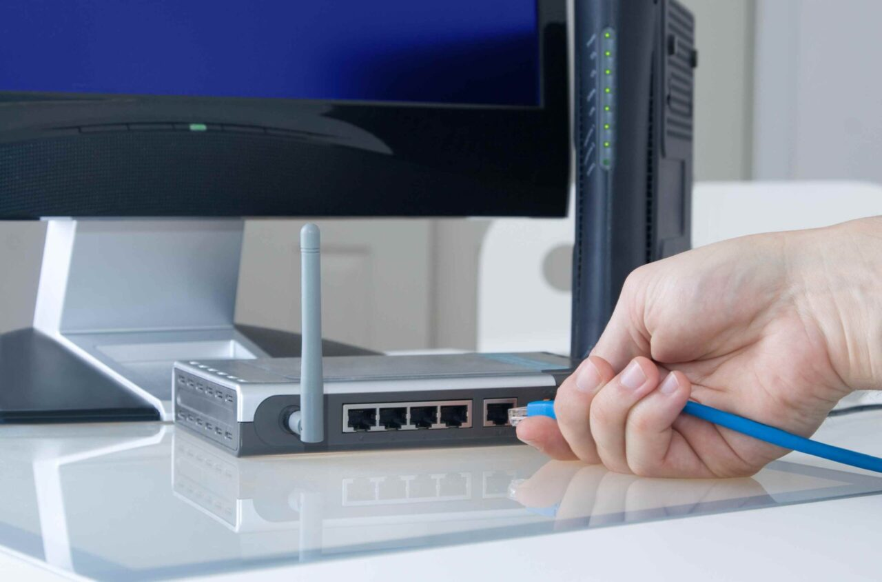 Networking support routers switches internet